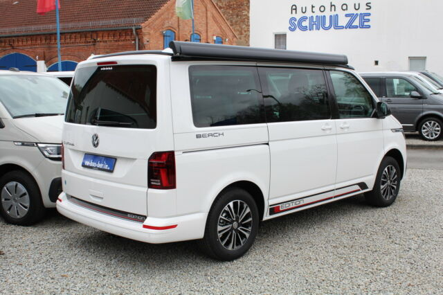 Volkswagen T6.1 California Beach Edition DSG LED Navi Stand