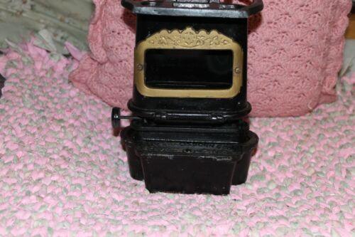 Antique Golden Star Oil Stove Myers, Osborn & Co Cast Iron Sad Iron Heater