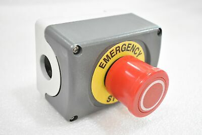 Abb Mep1-0 Mcb-01 Mcb-10 Push Button Switch Industrial Emergency Stop Button