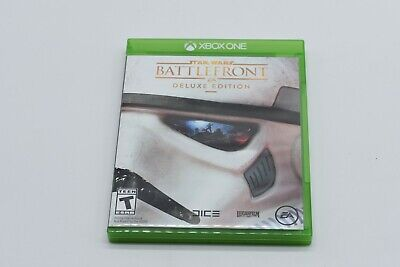 Star Wars Battlefront Deluxe Edition Xbox One ~FREE FAST US SHIPPING
