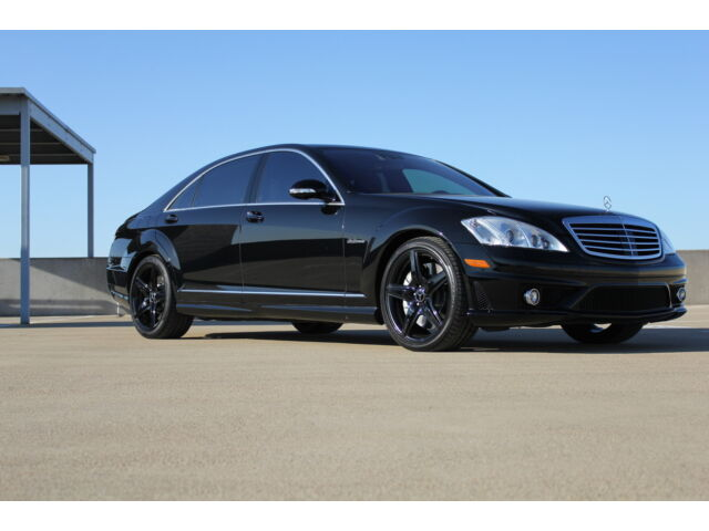 very clean 2008 s63 amg night vision dynamic seats 20inch black wheels 2009 for sale in. Black Bedroom Furniture Sets. Home Design Ideas