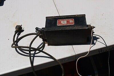 Acme Electric Luminous Tube Neon Sign Transformer 5000v Tested Works Great