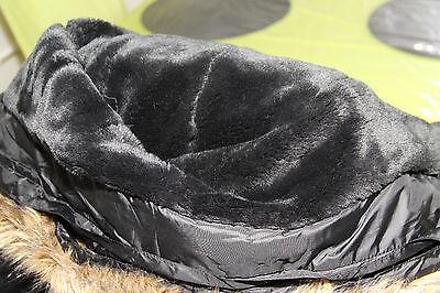 Doudoune blouson bombers noir en duvet ralph lauren polo taille xl modèle mixte