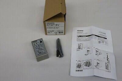 Siemens Epsp18v Test Kit