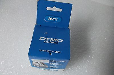 Dymo Labelwriter 400 450 Twin Turbo Duo White Address Labels 260 Rolls 30251 New