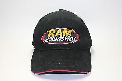 Ram Clutches Baseball Cap Black