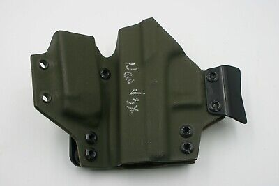 T.Rex Arms Glock 43x Sidecar Appendix Rig Kydex Holster New!