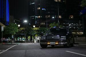 1999 Toyota Century EMV package