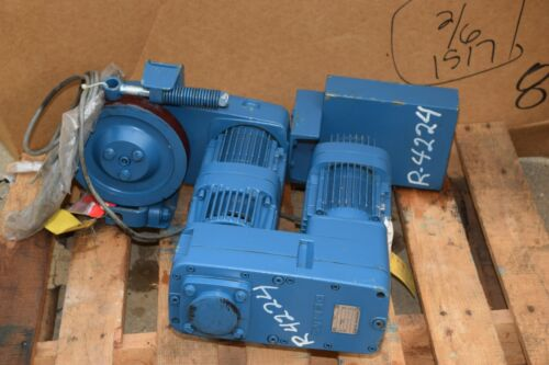 DeMag R4224  DRF-200 45701586 Friction Wheel Drive FG06 U2-H1-F1 45701586
