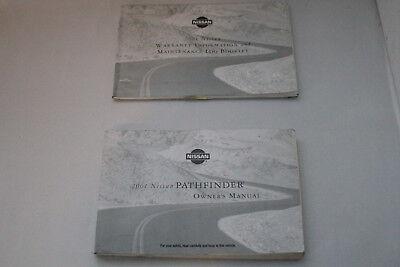Nissan Pathfinder Owners Manual (2001 Nissan Pathfinder Owners Manual)