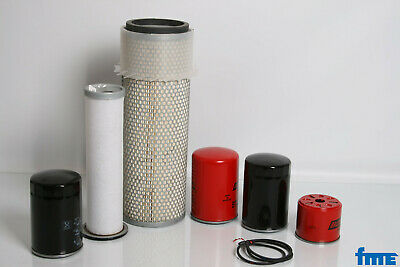 Filter Set For Jcb 407 Motor Perkins From Sn 632700 Filter