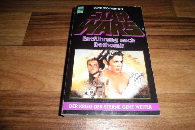 Dave Wolverton -- STAR WARS // ENTFÜHRUNG nach DATHOMIR // 1996