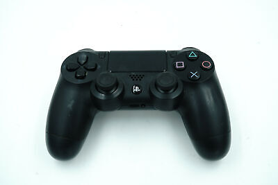 PS4 Sony Dualshock 4 Wireless Controller CUH-ZCT2U for PlayStation 4 - Black