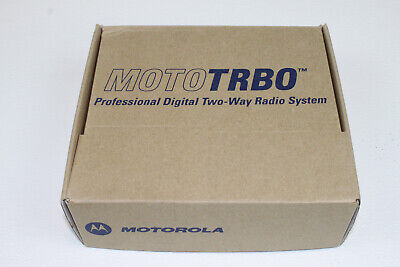 Motorola Trbo Xpr6580 Xpr 6580 806-941 Mhz 1000 Ch Analog New