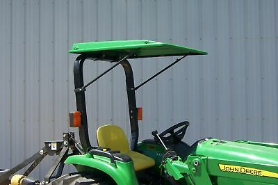 Original Tractor Cab John Deere Compact Utility Tractor Hard Top Canopy