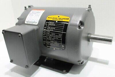 Baldor Nm3546t Motor 1 Hp 208-230460vac 1740 Rpm 143t Tenv