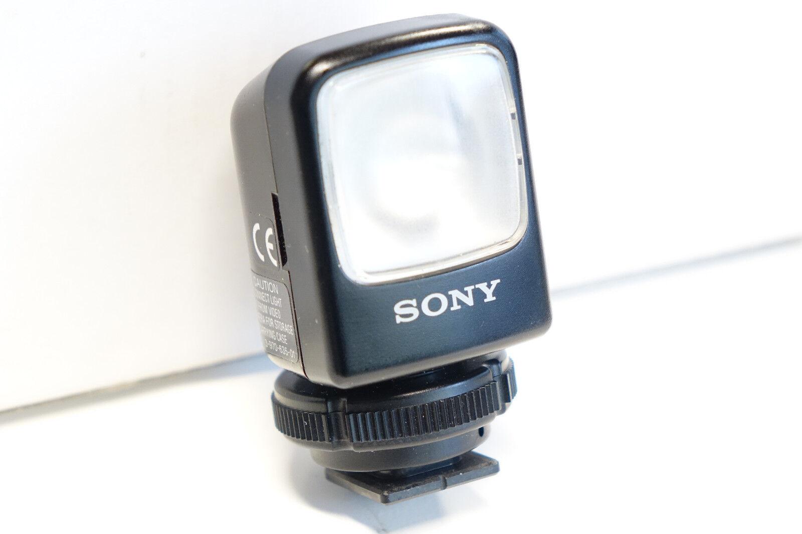Sony HVL S3D Camcorder Videoleuchte für Sony Camcorder