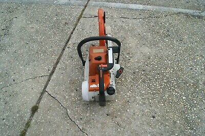 Stihl Ts460 Gas Powered Concrete Cut-off Saw We Ship Only To East Coast