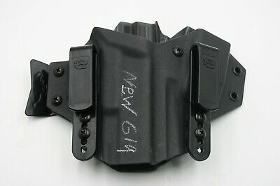 T.Rex Arms Glock 19/23/32 Sidecar Appendix Rig Kydex Holster New!