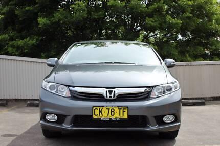 2012 Honda Civic Sport