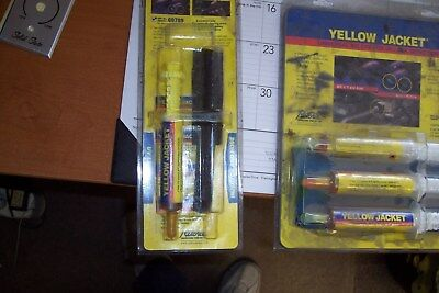 Yellow Jacket Led Detector Kit 69789 69700 - Used Only Once Or Twice
