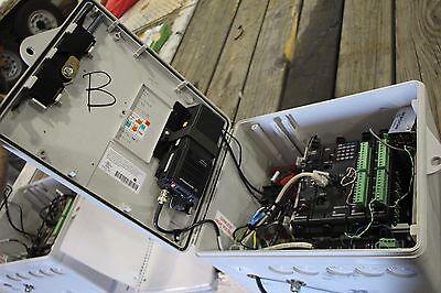 Motorola Moscad-l With The Mts 2000 Radio B