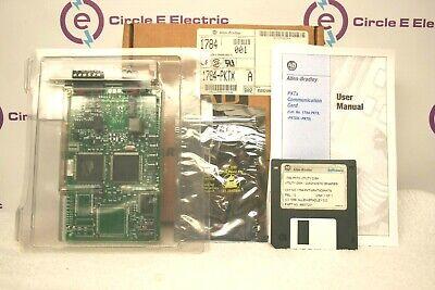 Allen Bradley 1784-pktx Computer Interface Card New Open Box 1784pktx Series A