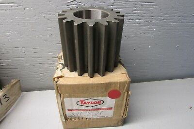 Taylor Forklift 3811-825 Planetary Gear Axle Tech 3892x1792
