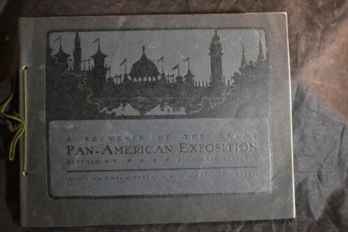 1901 Souvenir of the Pan American Exhibition