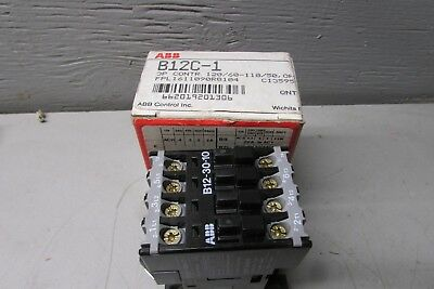Abb B12c-1 Contactor Size 0