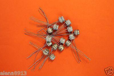Germanium Transistor Mp15a Ussr Lot Of 25 Pcs