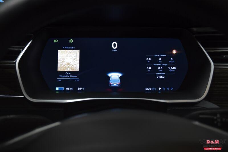 Image 14 Coche Americano usado Tesla Model S 2017