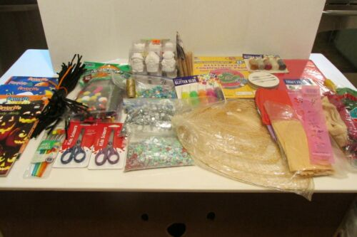 Big lot of craft supplies