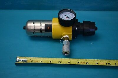 USED AIR FILTER REGULATOR