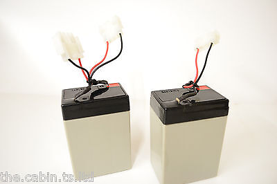 High Quality Batteries for Anatec PAC and Starter R