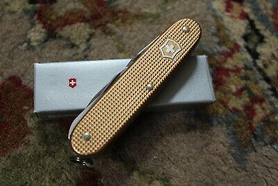 Victorinox Alox Swiss Army Knife Farmer Copper NIB