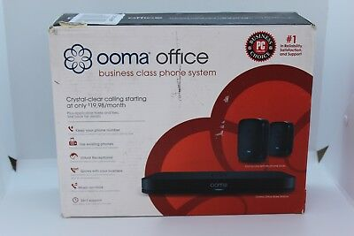 Brand New Ooma Office Voip Business Class Telephone System