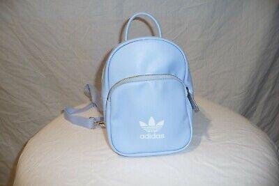 Ladies ADIDAS Originals Blue Tiny Mini Size Rucksack Backpack Bag