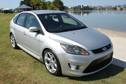 2010 Ford Focus LV XR5 Turbo Hatchback 5dr Man 6sp 2.5T Merrimac Gold Coast City Preview