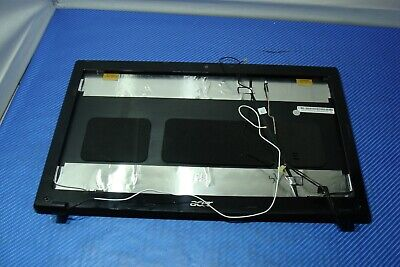 """Acer Aspire 15.6""""5742-6811 LCD Back Cover w/Front Bezel Antenna AP0FO000910 GLP*"""