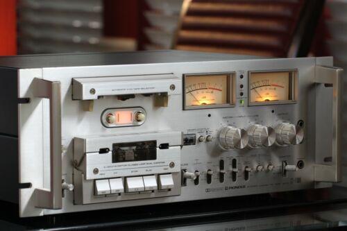 Pioneer CT-F1000 3 Head Cassette Deck with original Pioneer Rack Handles