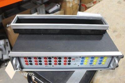 Avo Multi-amp Megger Tcm-915s Control