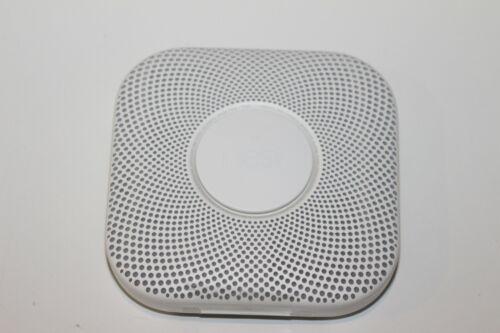 Google Nest Protect 2nd Gen Wired 120V Smoke/Carbon Monoxide Alarm USED