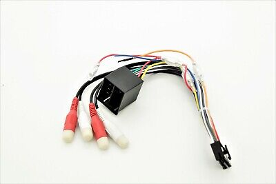 Clatronic ISO Wiring Harness Connector Adaptor Lead Loom Cable Wire Plug