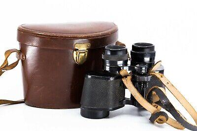 Carl Zeiss Ikon Vintage Binoculars jumelles 466179  8x30  w/ Original Case