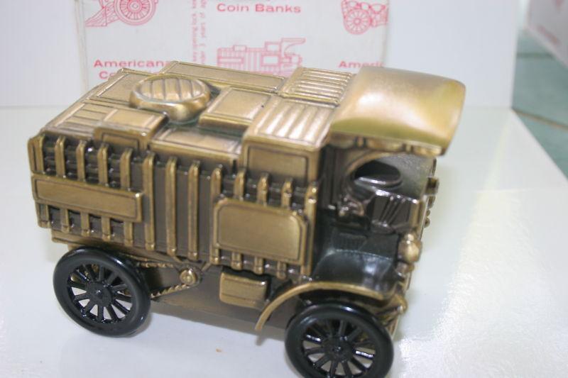 VINTAGE 1906 MACK TRUCK  BANTHRICO BANK IN ORIG BOX
