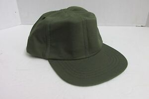 US Army OG507 Hot Weather Field  Baseball Cap Hat Post Vietnam siz 7 Fits 7 1/4