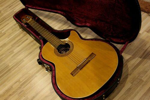 Violão Giannini Fiber Classical Guitar Brazil + Hard Case