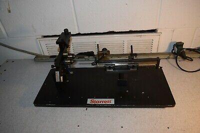 Starrett 1130 Tri-roll Thread Roll Gage Tri-5000