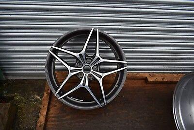 Genuine Ferrari California / T 20 Diamond Cut Alloy Wheel 2015 p/n  303335